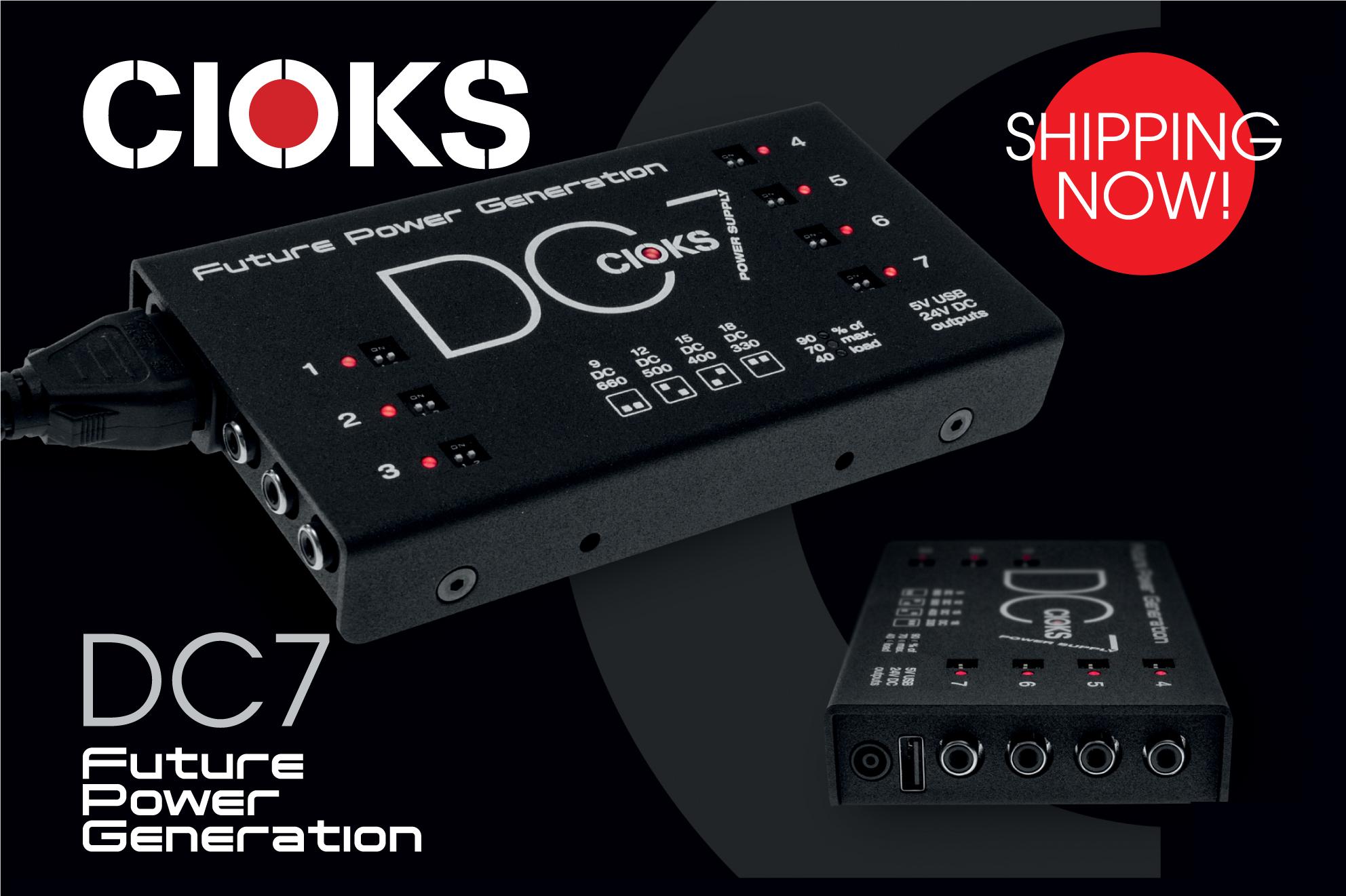 CIOKS-DC7