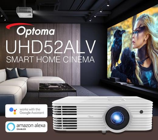 OPTOMA-UHD52ALV-RESI-WHITE-projector
