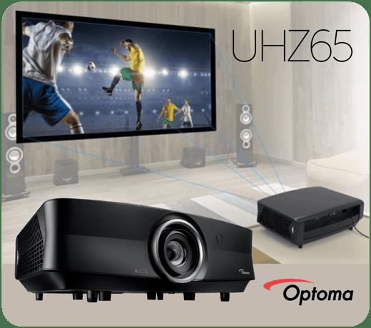 Optoma                                         UHZ65 4K UHD-01