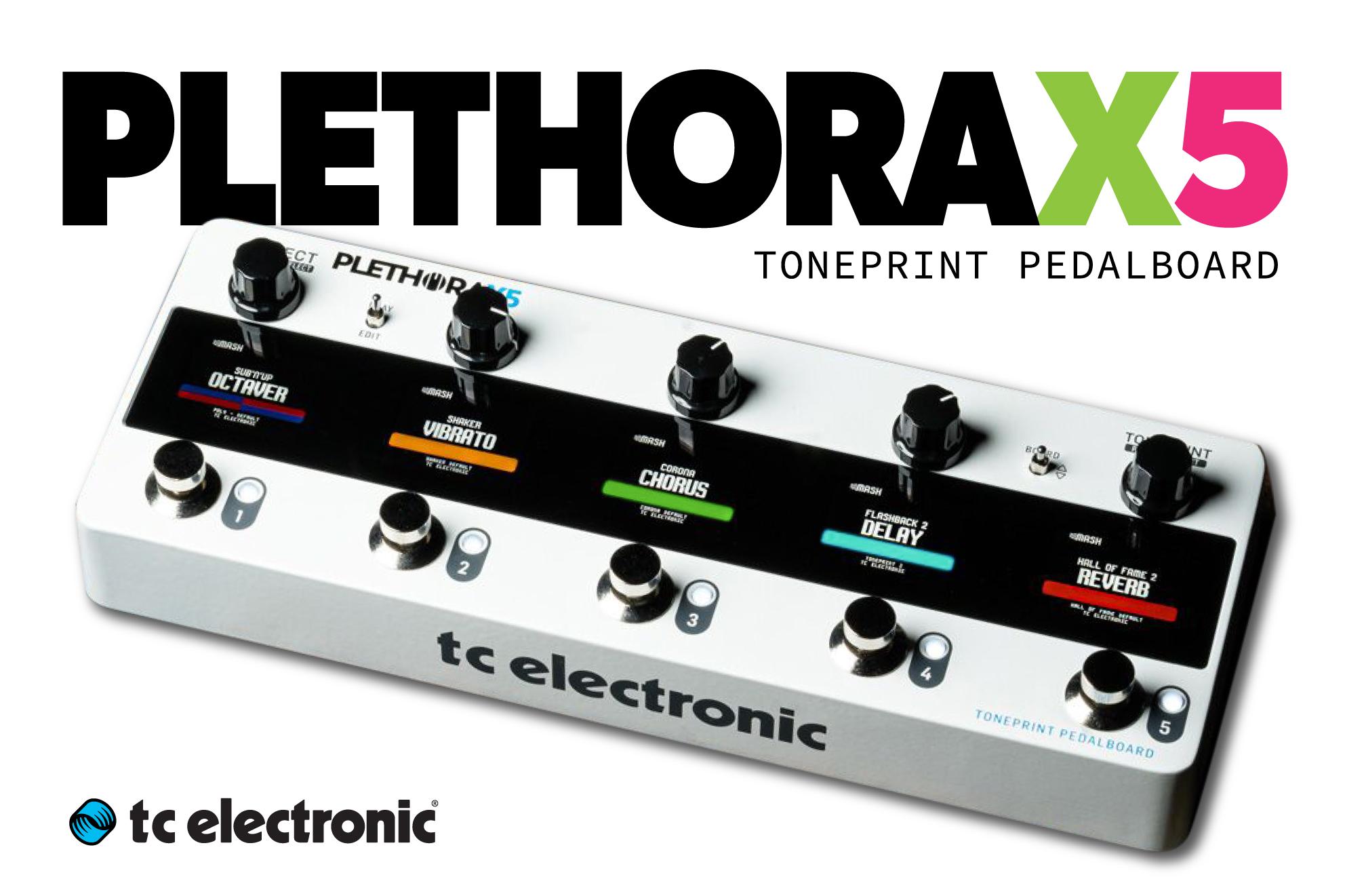 PLETHORA-pedalboard