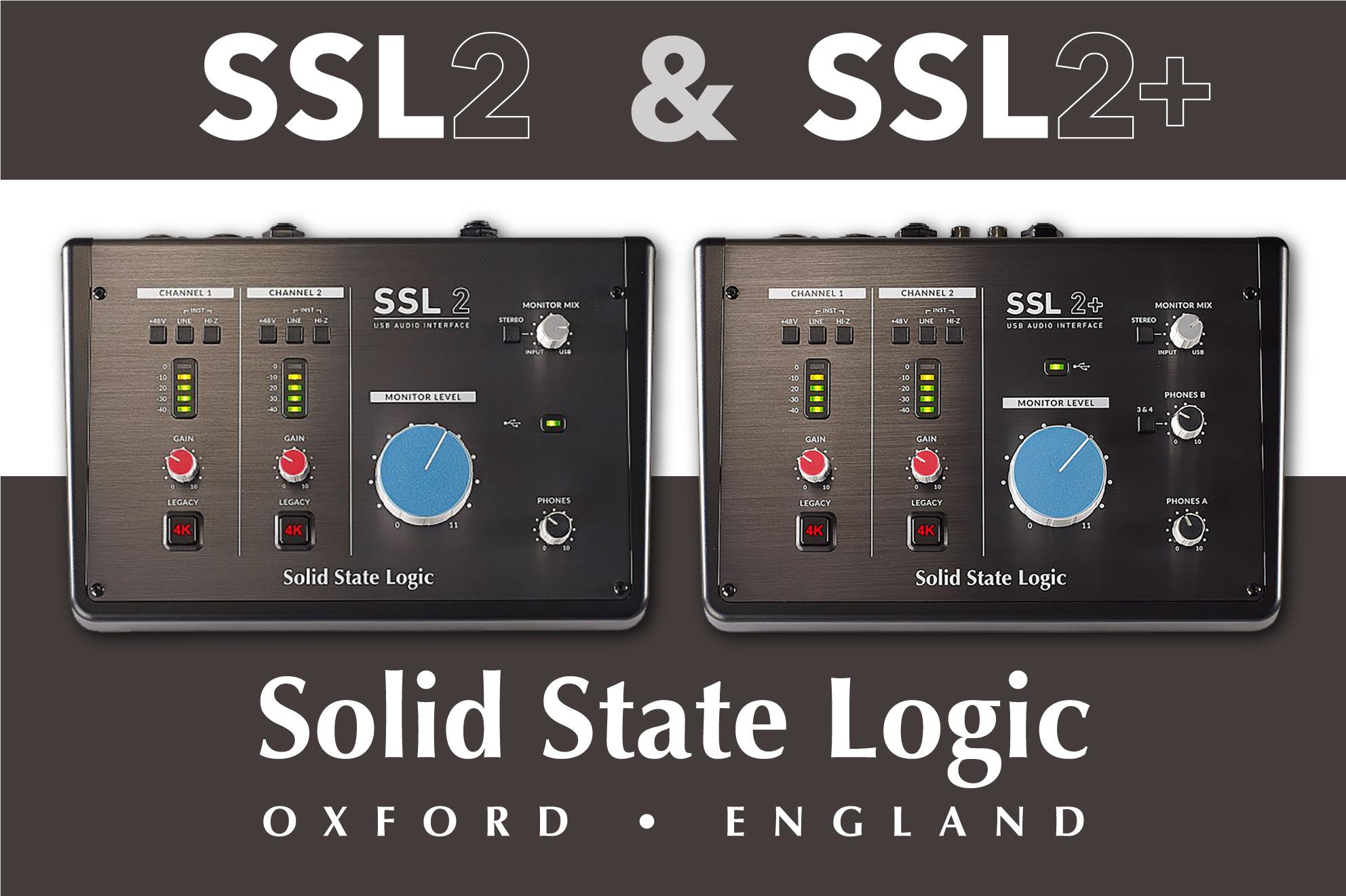SSL-New-audio-interface